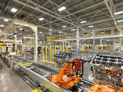 Stellantis Trenton (Michigan) Engine Plant